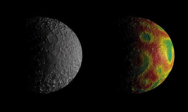 NASA finds dwarf planet Ceres once had global ocean ...