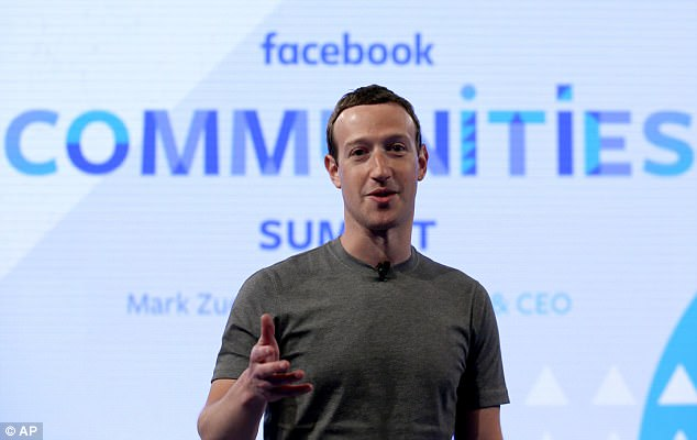 Mark Zuckerberg has previously pledged to improve transparency at Facebook