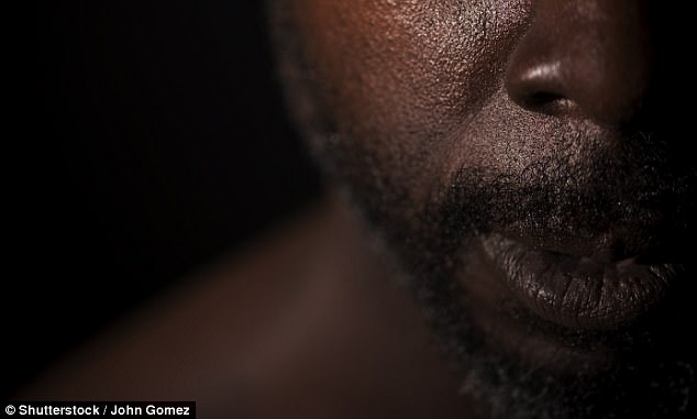 Horrifying: Video of a slave auction in Libya shows Nigerian men are being sold as 'big strong boys for farm work' for 1,200 Libyan dinars - the equivalent of $800 or £665 (stock image)