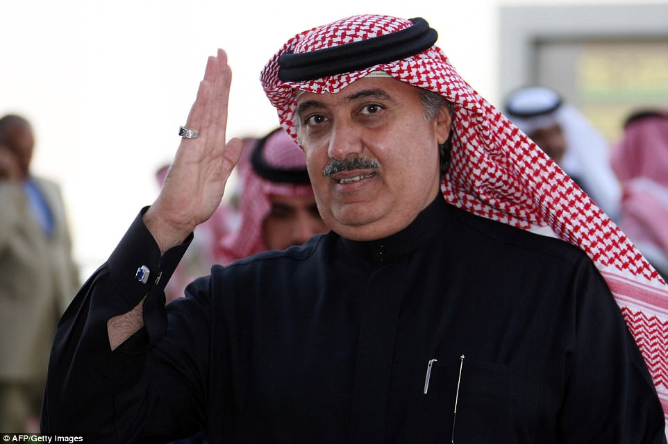 Military man:Prince Miteb bin Abdullah, who for the past four years had led the National Guard, is among those arrested