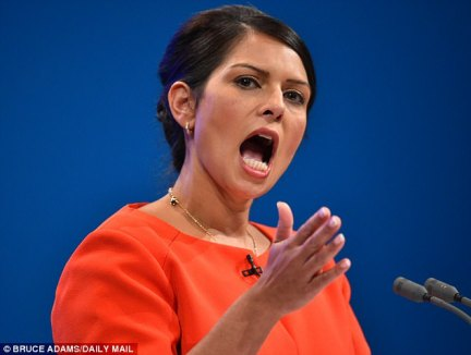 Priti Patel hinted that UK aid cash could be handed to the Israeli Army during her secret meetings on a family holiday, Downing Street confirmed today