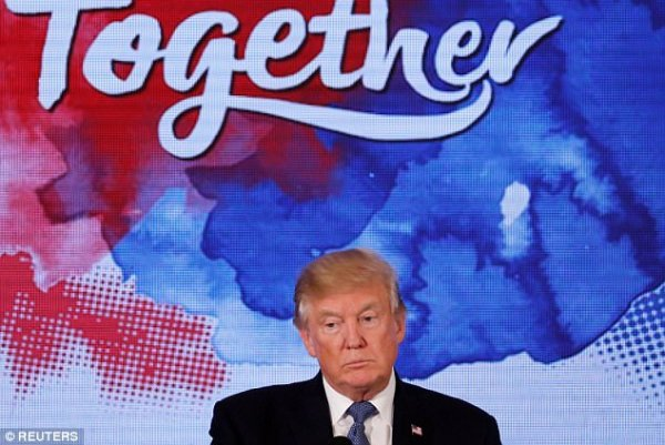 Trump tries to make surprise visit to Korean DMZ | Daily ...