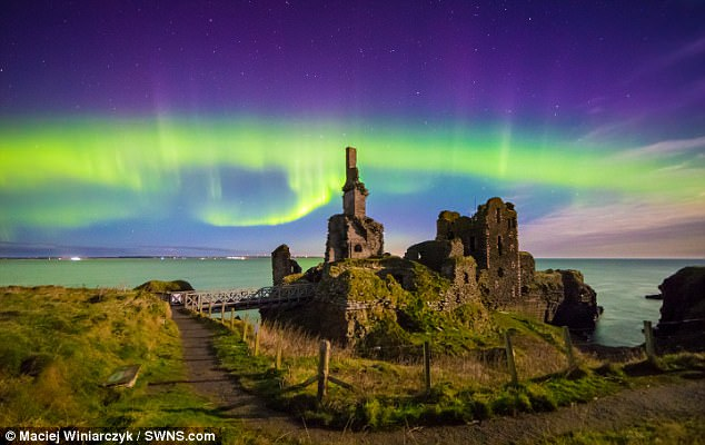 Northern Lights Britain