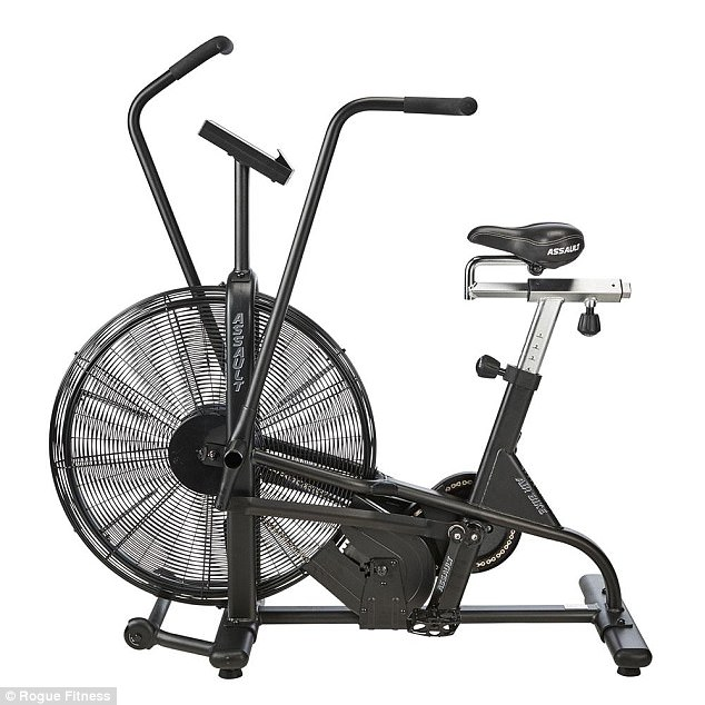 The Assault Air Bike is said to be the most effective workout ever because it can burn up to 80 calories a minute