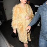 Katy Perry's 80's Beauty Style In West Hollywood