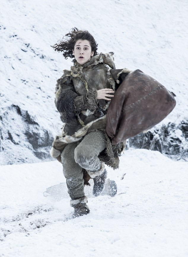 Game Of Thrones: Actress Ellie Kendrick drops season eight clanger about character Meera Reed... seemingly disproving a MAJOR Jon Snow fan theory
