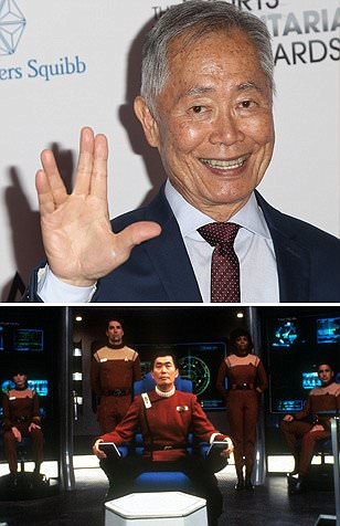 George Takei is accused of and sexually assaulting a model