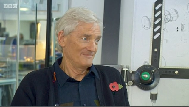 James Dyson laid into the Eu for demanding billions from Britain to quit the Brussels club and said Britain should walk away from the talks