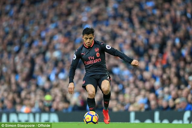 The German's fellow contract rebel Alexis Sanchez also earns the same figure as Ozil