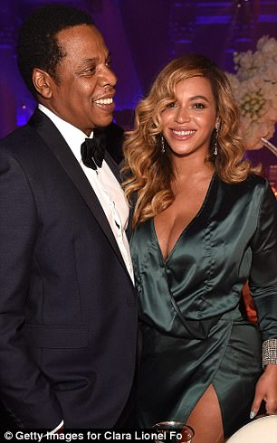 Beyoncé and Jay Z will be at the nuptials
