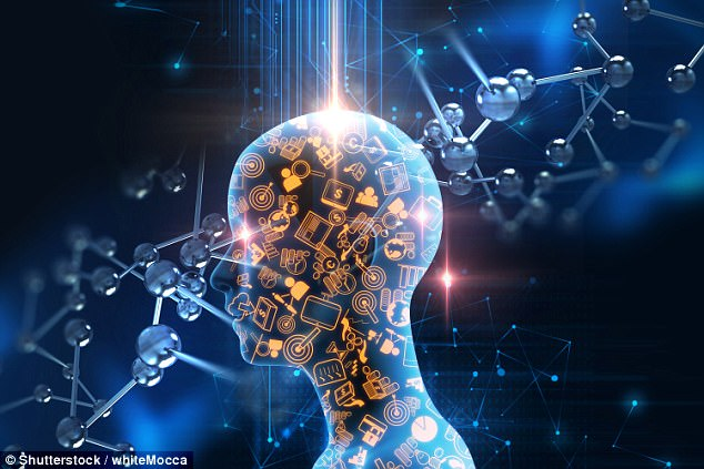 The filings say workshops and educational programs are starting in the San Francisco area. The AI religion was granted tax-exempt status in August (stock image)