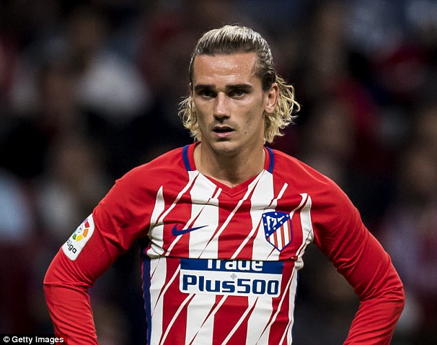 Griezmann  is having his worst season at Atletico Madrid