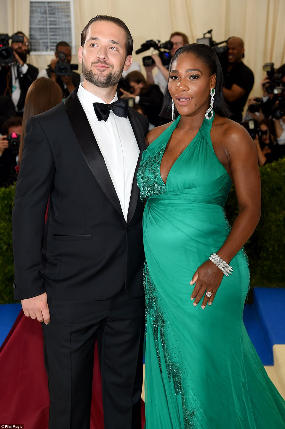 Serena Williams Marries A Millionaire In A Beauty and The Beast ...