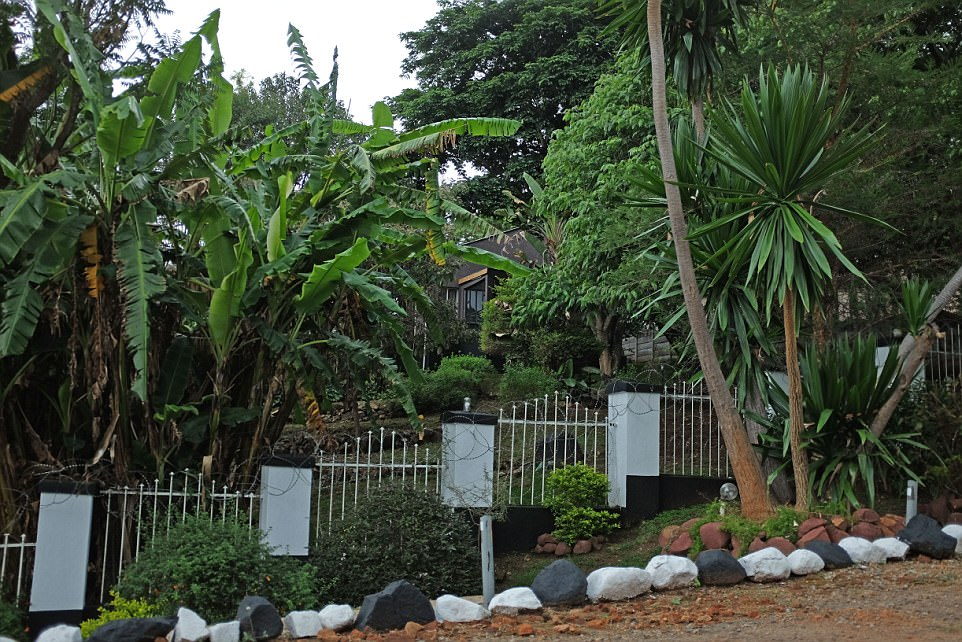 Image result for mnangagwa house in borrowdale