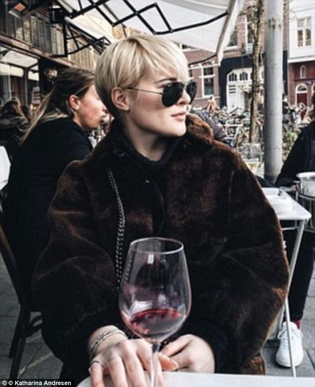 The 22-year-old told journalists she believed she was under the limit while driving to the family ski chalet