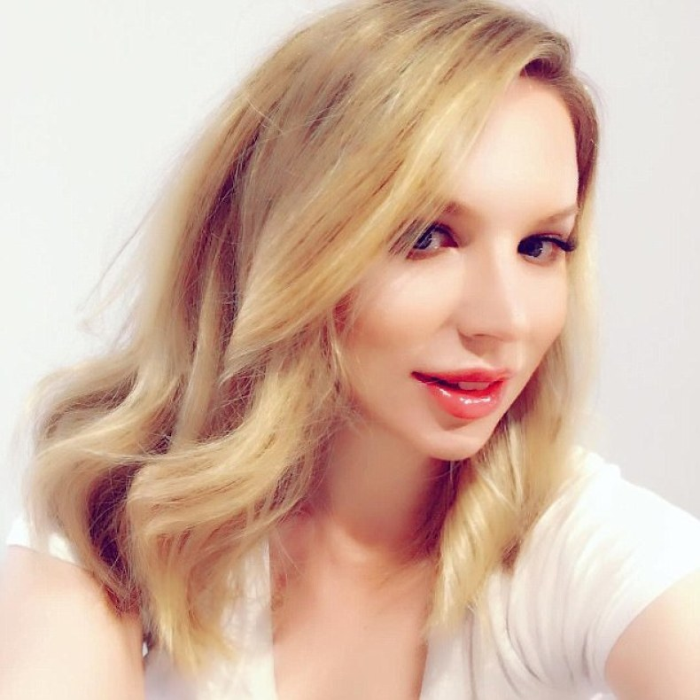 The 35-year-old Melbourne 'sexologist' (pictured) knows her way around the bedroom and has starred in over 100 adult movies - but admitted there is more than meets the eye during an on-camera romp