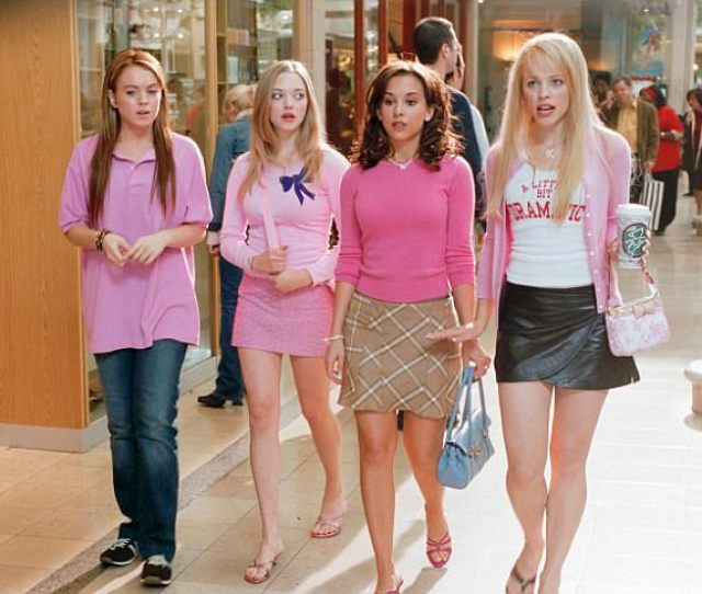 The 2004 Comedy Film Mean Girls Starring Lindsay Lohan Referred To Wide
