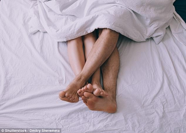 The man went to hospital after waking up the night after having sex with the vision gone in one eye
