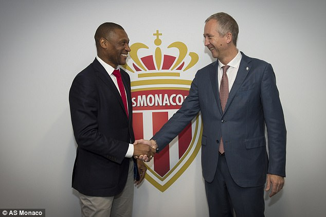 He has now taken a role with the Ligue 1 champs, working with vice-President Vadim Vasilyev
