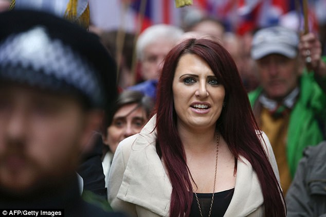 The videos were posted by Jayda Fransen, the deputy leader of Britain First, a far-right group that stands against the Islamisation of the United Kingdom