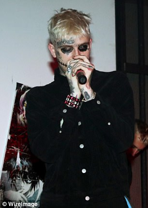 Family And Friends Gather For Memorial For Rapper Lil Peep