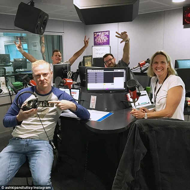 Sparring match:The incident was culmination of a verbal sparring match between the pair that played-out on-air and between songs for over 20 minutes