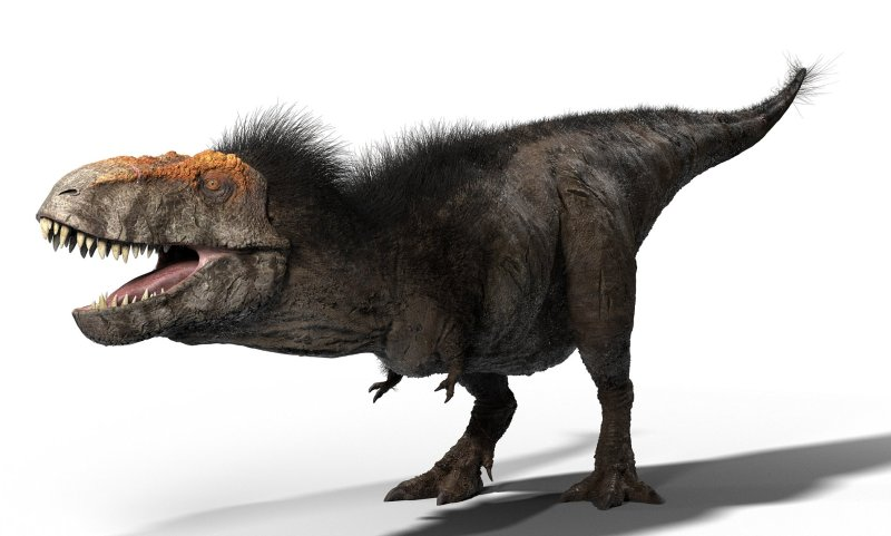 Most accurate depiction of T rex
