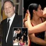 Salma Hayek Reveals Harvey Weinstein Harassed Her For Years