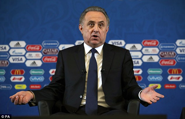 Russia Deputy PM Vitaly Mutko is accused of being a central figure in the doping programme