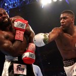 Anthony Joshua ready to 'rock and roll' with Tyson Fury