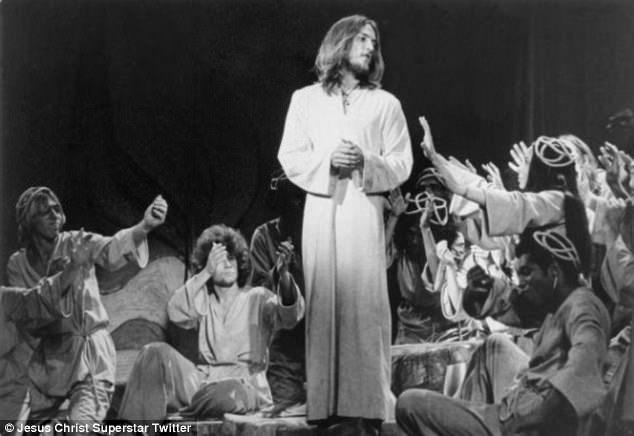 First staged in Pittsburgh 1971: Jesus Christ Superstar is loosely based on the Gospels' accounts of the final week of Jesus's life, and the album topped the Billboard charts