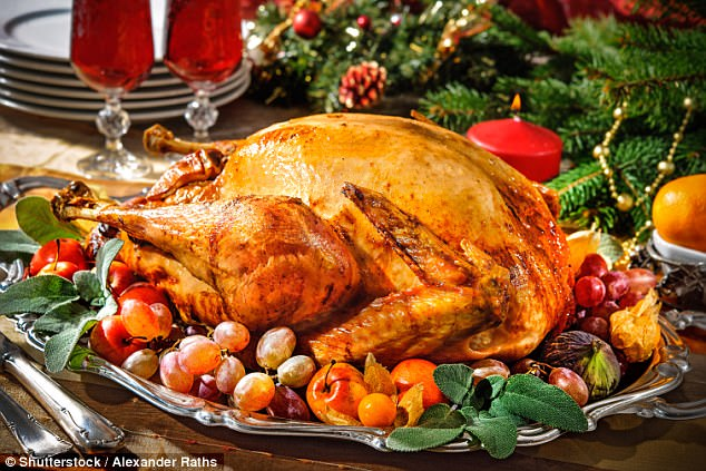While many of us enjoy turkey as part of our annual Christmas dinner, the animals have only been in the UK since 1524, when they were brought over from the Americas