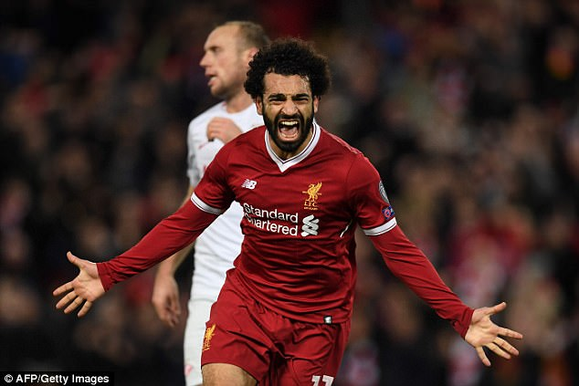 Mohamed Salah has become the hero Liverpool fans craved after 20 goals in first 26 games