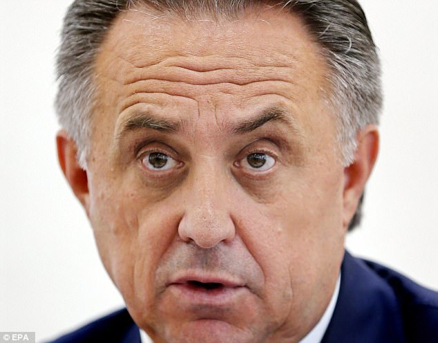 The deputy Russian Prime Minister has been banned for life by the IOC but is set to appeal