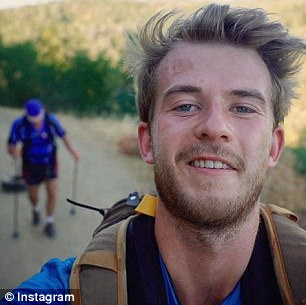 Barney will continue the trip with Martin Barnett, who has climbed the highest summits of all seven continents and Kyle O'Donoghue, a cameraman