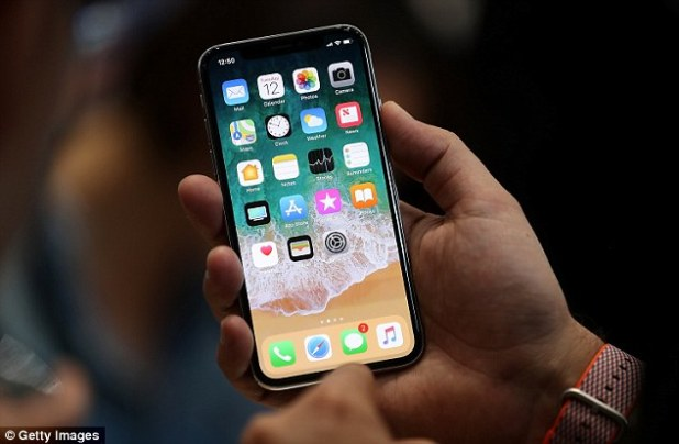 Premium: The new iPhone X alone costs almost £1,000 making it expensive to self-insure