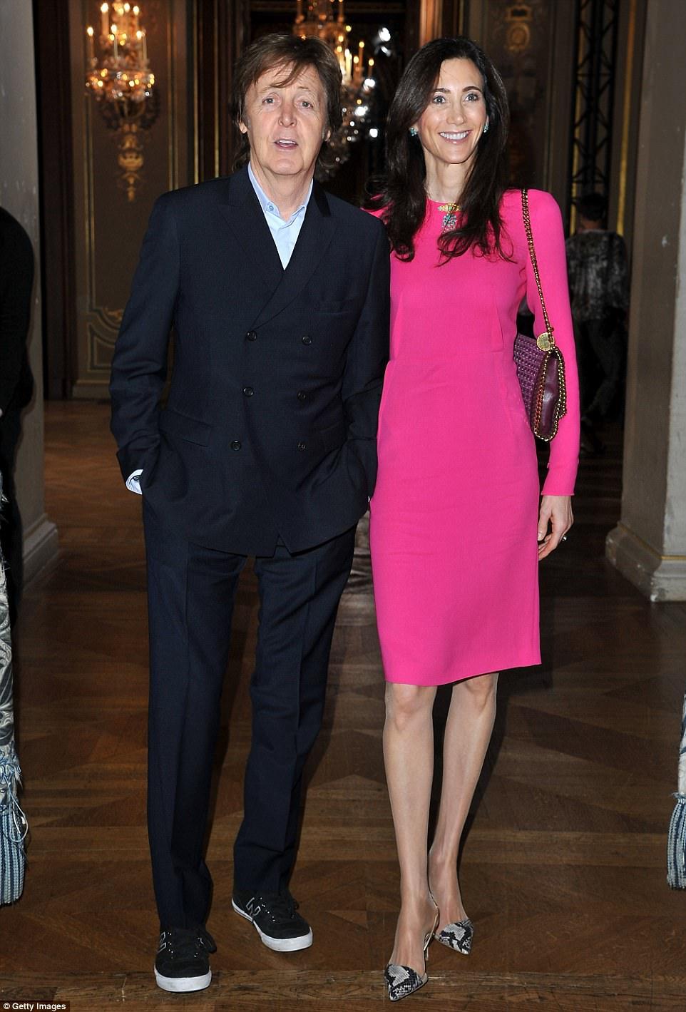 Rupert Murdoch Wendi Deng Wedding