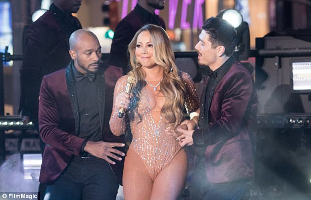 Second time's a charm: On Friday it was reported by TMZ that Mariah will be in charge of a mandatory sound check