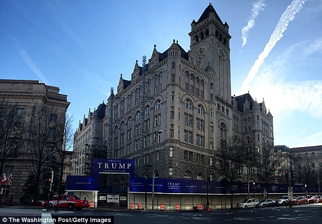 The email could grab the attention of congressional Democrats tasked with policing federal employees, nonetheless. They have already accused the president of violating a provision of his Washington, D.C. hotel's lease