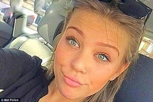 Alexandra Zurawaska, 16, was last seen at 7pm on Monday but has not been heard from since, and is believed to be in the area of Sutton, London
