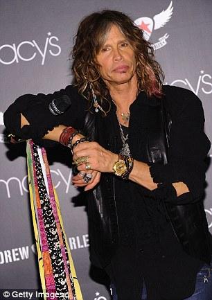 She has also seen to the skin of rocker Steven Tyler