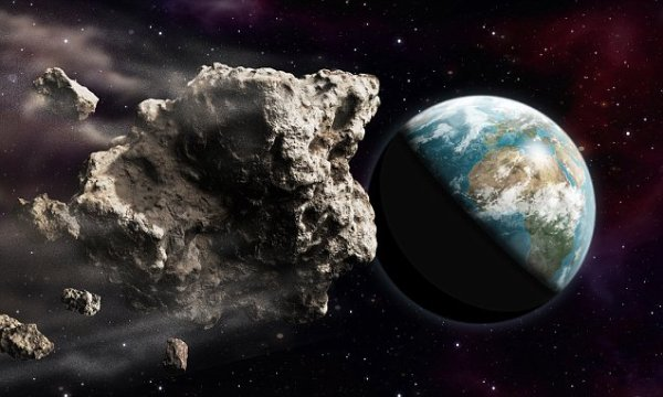 Asteroid set to make a close approach to Earth in hours