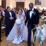 R&B singer Brian McKnight weds Leilani Mendoza