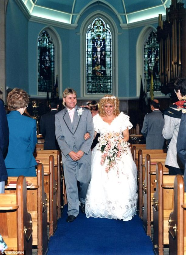 John Worboys married Jean Clayton, pictured, in 1991 sooner than divorcing four years later