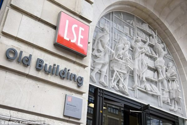 Music college is handed 36% more loan cash than the LSE ...