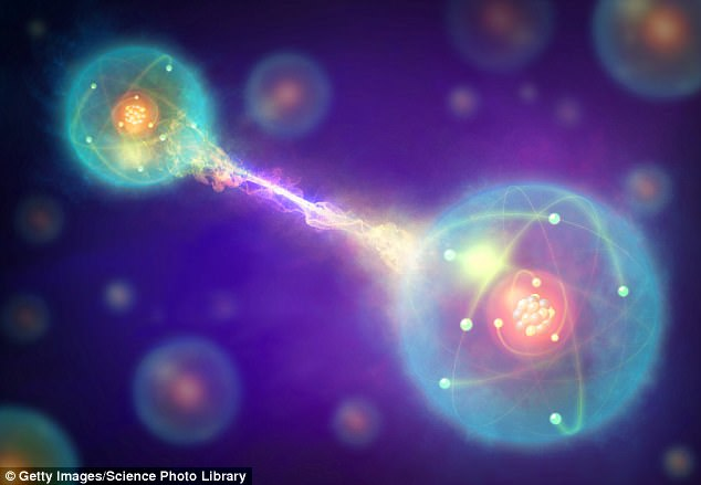 A breakthrough in testing Einstein's 'spooky action at a distance' could pave the way for ultra-secure quantum communication. Scientists have been investigating how pairs of photons can be used to form a link across great distances, in quantum entanglement. Artist's impression