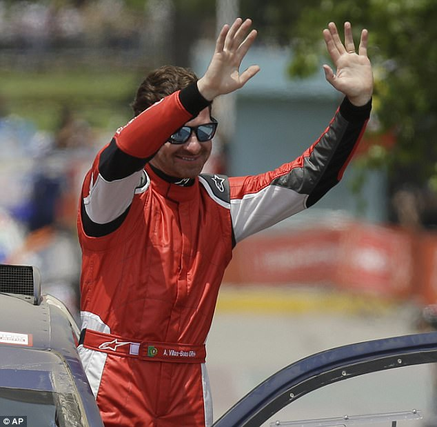 Villas-Boas is a self-proclaimed petrol head whose uncle also raced between 1982 and 1984