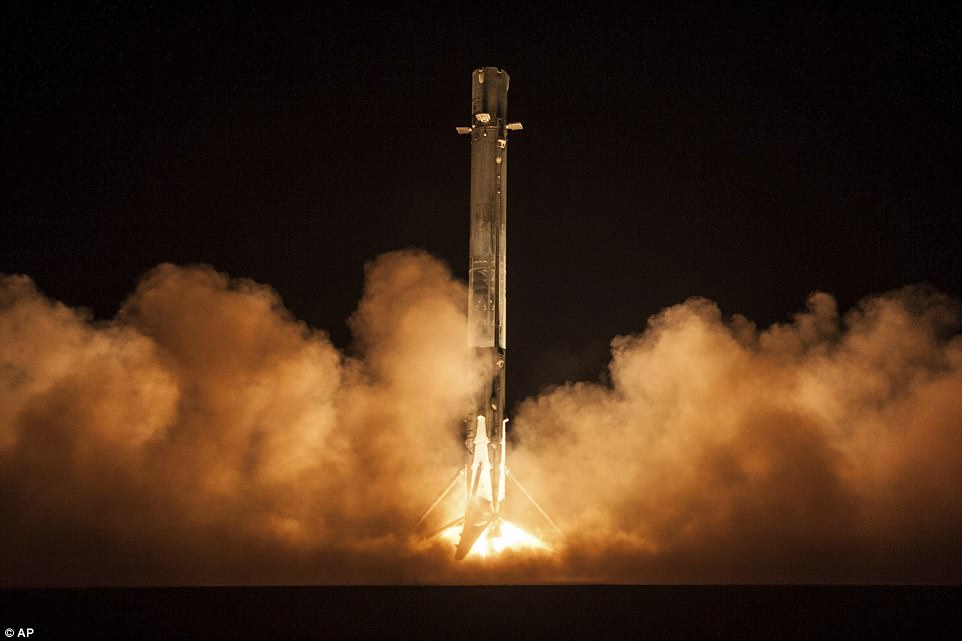 The satellite, codenamed Zuma, launched from the Cape Canaveral Air Force Station in Florida Sunday night, but it failed to remain in orbit