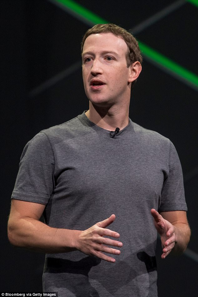 Zuckerberg said on Thursday that Facebook has started changing the way it filters posts and videos on its centerpiece News Feed to prioritize content from friends and family