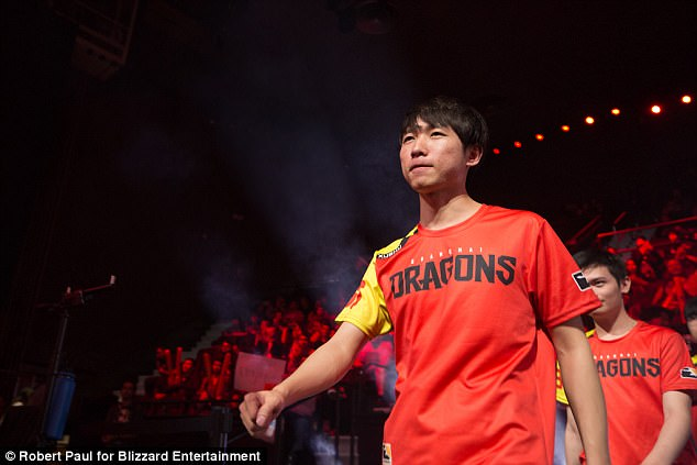 Shanghai Dragons showed resilience and creativity to win game two in their match vs Shock